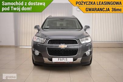 Chevrolet Captiva II SalonPL 4x4 Nawi Climatronic Kamera 7os. Czujniki Park. Alu PAPIS