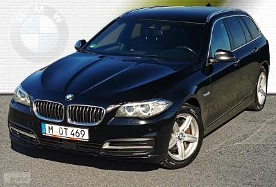 BMW SERIA 5 525d BiTurbo Virtual ACC skóra DVD Navi Pro Kamera