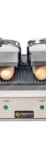 Zestaw do HOT-DOGÓW XXL podgrzewacz + grill + akcesoria teflon-3