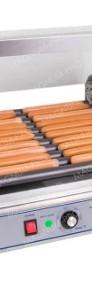 Zestaw do HOT-DOGÓW XXL podgrzewacz + grill + akcesoria teflon-4