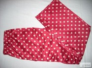 NEXT spodnie do spania Grochy Satyna 44 XXL