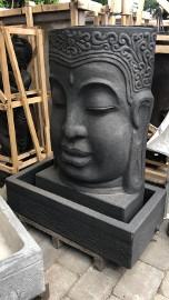 Fontanna Budda , buddha fontanna, Twarz Buddy