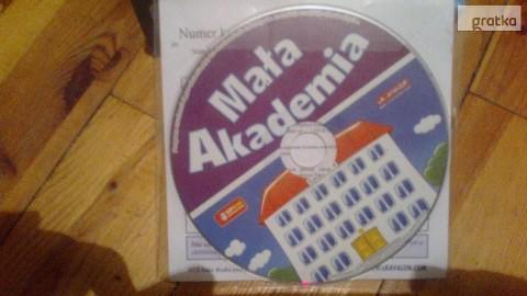 gra edukacyjna na PC ,, Mała Akademia ''
