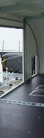Przyczepa Laweta całkowicie zabudowana Przyczepa Autotransporter do przewozu samochodów sportowych i zabytkowych Zabudowa Poliestrowa ...-4