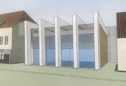 Kwidzyn CENTRUM / DEPTAK działka inwestycyjna 553 m2 z pozwoleniem na budowę