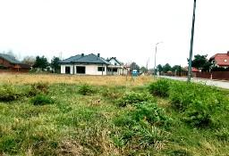 Działka budowlana w Ruścu, 1000 m2, wszystkie media, Rusiec, Nadarzyn