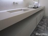 Nietypowe umywalki wanny brodziki i meble łazienkowe na zamówienie