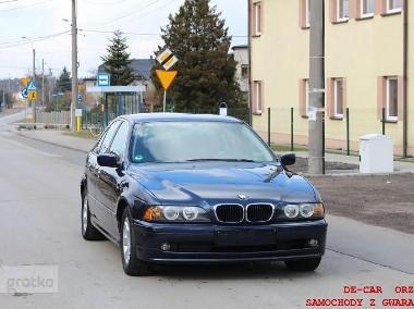 BMW SERIA 5 IV (E39) BMW 520i 177 tys km! stan kolekcjoners, 1 rej 2003-1