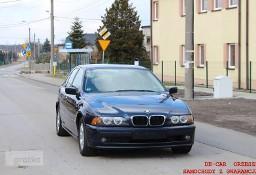 BMW SERIA 5 IV (E39) BMW 520i 177 tys km! stan kolekcjoners, 1 rej 2003