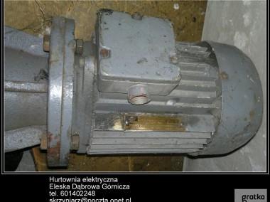 Motoreduktor 30NERM ; 274 Nm - z silnikiem z silnikiem SKF90L-4 - 1,5-1
