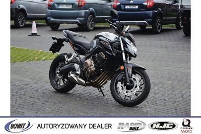 Honda CBF 2017r - ABS - CB650F - CB 650 F