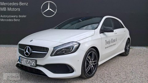 Mercedes-Benz Klasa A W176 W176 2012