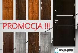 Drzwi wejściowe do mieszkania - pełne, wyciszone. Montaż w cenie.