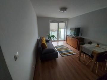 Nowe komfortowe dwupokojowe mieszkanie os. Paderewskiego Pułaskiego 44 - 3 Stawy
