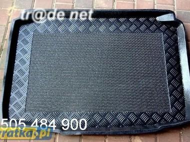 SEAT MII od 2012 Dolny bagażnik mata bagażnika - idealnie dopasowana do kształtu bagażnika SEAT-1