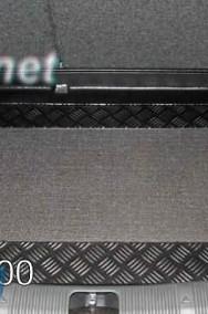 SEAT MII od 2012 Dolny bagażnik mata bagażnika - idealnie dopasowana do kształtu bagażnika SEAT-2