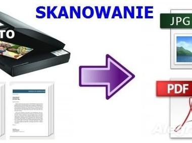 Skanowanie zdjęć i dokumentów, przegrywanie VHS na DVD, digitalizacja - Kraków-1