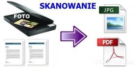 Skanowanie zdjęć i dokumentów, przegrywanie VHS na DVD, digitalizacja - Kraków