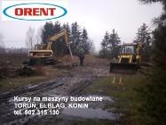 Kurs koparko ładowarka Elbląg Toruń Konin