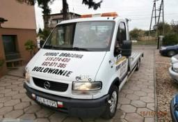 Opel Movano Movano pomoc drogowa holowanie transport Movano pomoc drogowa holowa
