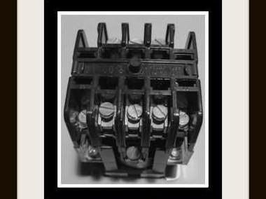 Stycznik V 25 P 25A. Moc (AC3): bd . Napięcie znam.: 660V --1