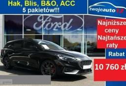 Ford Focus IV 2.3 EcoBoost 280 KM, M6 ST 3 5W Hak, B&O