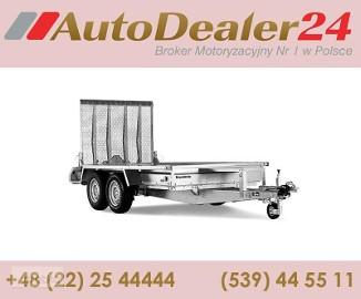 AutoDealer24.pl [NOWA FV Dowóz CAŁA EUROPA 7/24/365] 365 x 180 x 25 cm Brenderup MT-3651