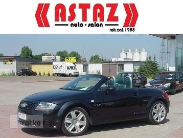 Audi TT I (8N) 3,2 quattro 250KM Roadster tiptronik 23%VAT