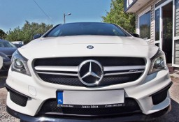 Mercedes-Benz Klasa CLA CLA45 FULL OPCJA 360KM 4MATIC BI-XENONY NAVI KLIMA
