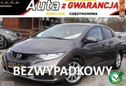 Honda Civic IX 1.4i-VTEC*OPŁACONYBezwypadkowy Klimatron 143.000km-Serwis GWARANCJA2