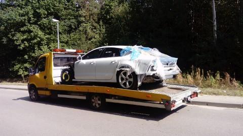 autostrada Kałuszyn pomoc drogowa laweta 510-034-399 obwodnica Kałuszyn całodobowo