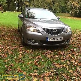 Mazda 3 I ZGUBILES MALY DUZY BRIEF LUBich BRAK WYROBIMY NOWE