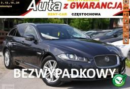 Jaguar XF I 2.2D*163PS*Bezwypadkowy*Klima*Bi-Xenon*Skóra*Serwis*Navi*GWARANCJA24