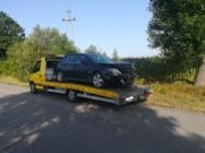 autoholowanie autostrada A2 Mińsk Mazowiecki obwodnica 510 034 399 laweta 24h