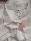 (40/L) Eksklzuywna, długa, biała koszula biznesowa z Londynu/ NOWA