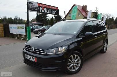 Volkswagen Touran III 1.2 BENZYNA-110Km 7-OSOBOWY,NAVI, ZAREJESTROWANY!