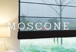 Rolety Rzymskie Kraków - 1500 materiałów MOSCONE