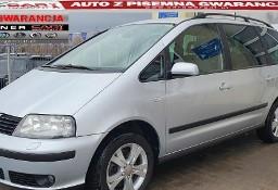 SEAT Alhambra I 1.8 TURBO 150 KM B+GAZ alu climatronic gwarancja