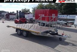 LT-019 przyczepa 400x200, platforma uniwersalna, laweta, DMC 750kg