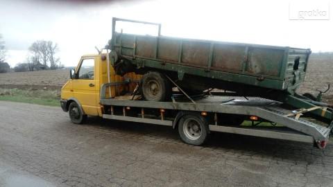przewóz przyczep Latowicz transport rozrzutników Latowicz laweta