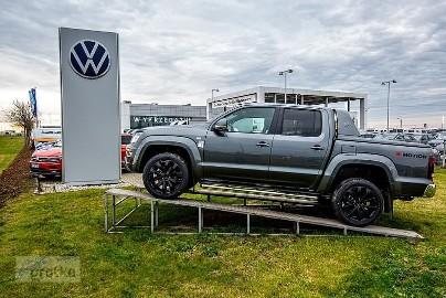 Volkswagen Amarok I Aventura 258 KM DMC Przyczepy 3.5t