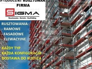 Rusztowania zestaw 156m2 Producent Rusztowań Każdy Typ Warszawa Janki-1