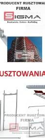 Rusztowania zestaw 156m2 Producent Rusztowań Każdy Typ Warszawa Janki-3
