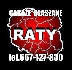Garaże Blaszane,Blaszaki,Wiaty,Kontenery,Hale-PRODUCENT