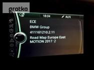MOTION 2018 BMW E81 E82 E90 X3 F07 F10 F11 MAPA NOWOŚĆ
