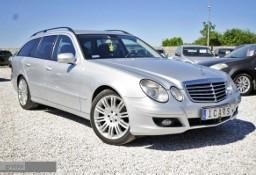 Mercedes-Benz Klasa E W211 * ROK GWARANCJI * Zarejestrowany w Polsce *