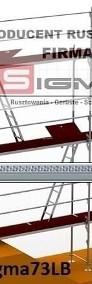 RUSZTOWANIE Okazja 255m2 od 9550 zł Producent Nowe Rusztowania Ramowe-3