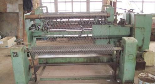 maszyna do siatki plecionej 20x1500mm