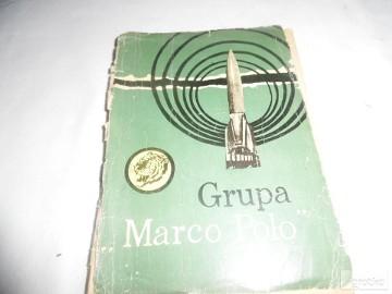 """Grupa """"Marco Polo"""" Planer Emanuel(z serii żółty tygrys"""