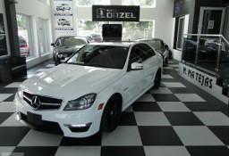 Mercedes-Benz Klasa C W204 6.3 AMG V8 / AUTOMAT / SZYBERDACH / 457 KM